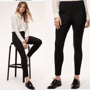 Aritzia Babaton high waisted skinny dress pants